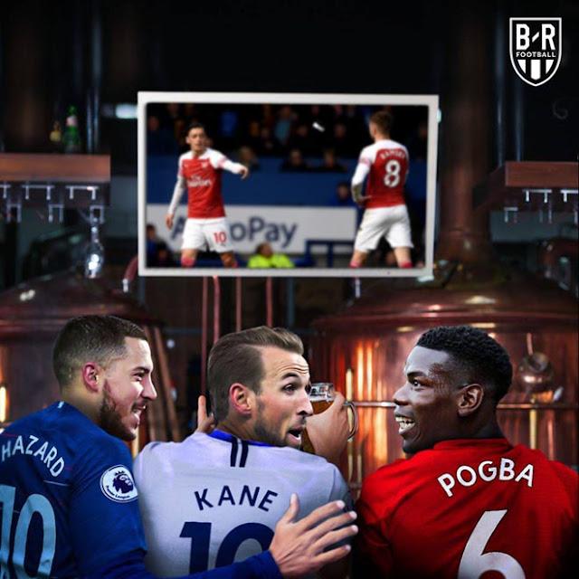 Arsenal thua đau, top 4 Ngoại hạng Anh nóng rực: MU đứng hạng mấy? 1
