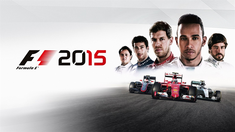 F1 2015 PC Download Poster