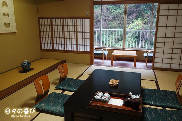 chambre japonaise hakone pax yoshino