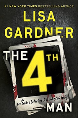 Bea's Book Nook, Review, The 4th Man, Lisa Gardner