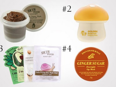 quality top korean skin care products