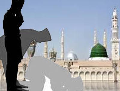 # Sholat Tahiyyatul Masjid  Saat Khutbah Sedang Di Baca