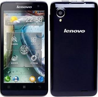 Cara Flash Lenovo P77