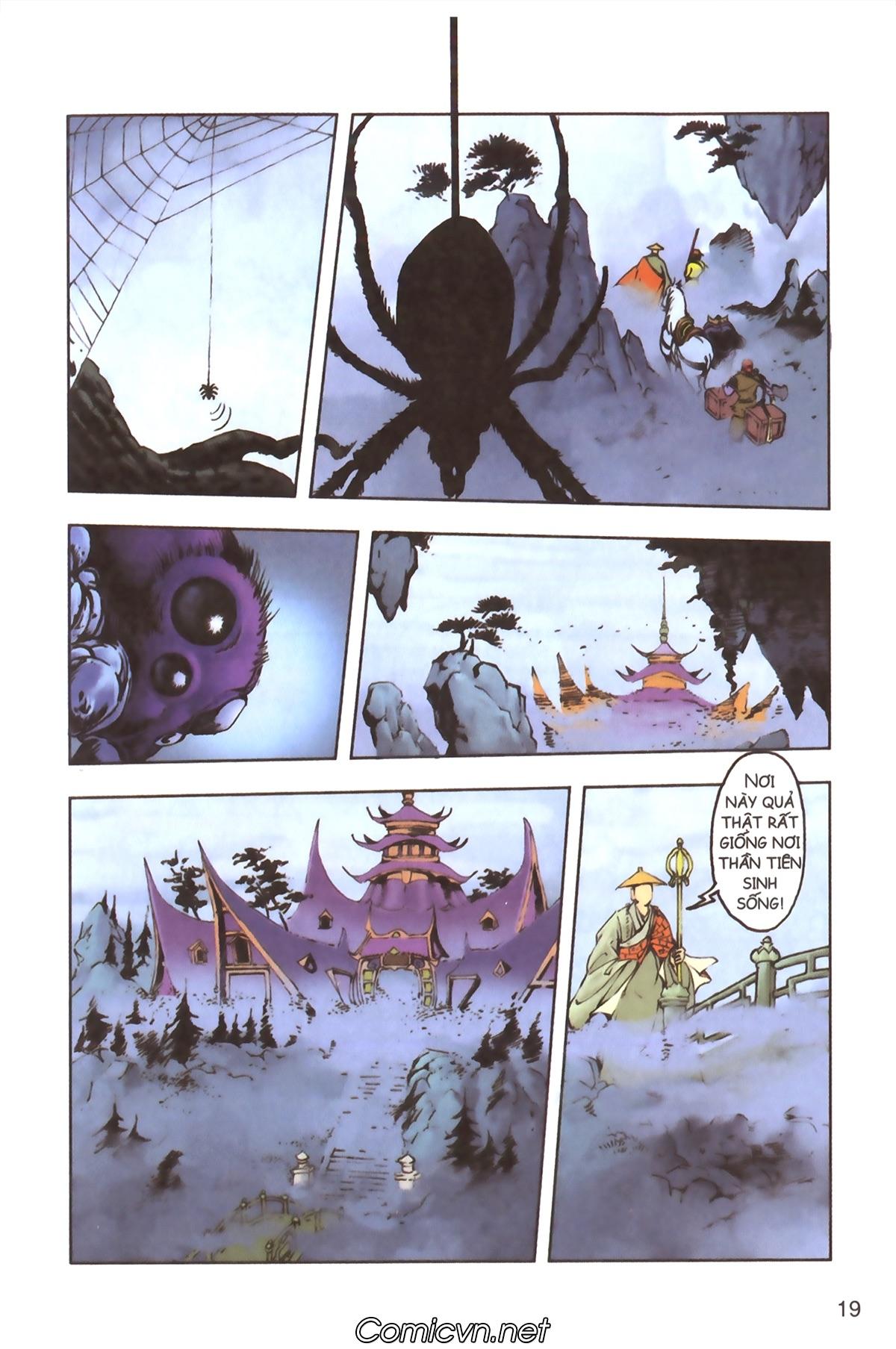 Tây Du Ký màu - Chapter 114 - Pic 17