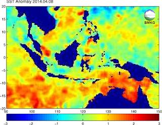 Kondisi Iklim di Asia Tenggara Secara Umum
