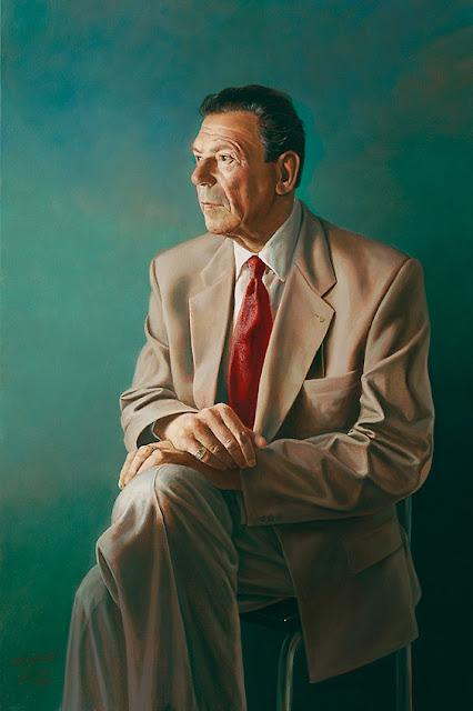 Michael Funchs | French Hyper realist Figurative Artist | 1952