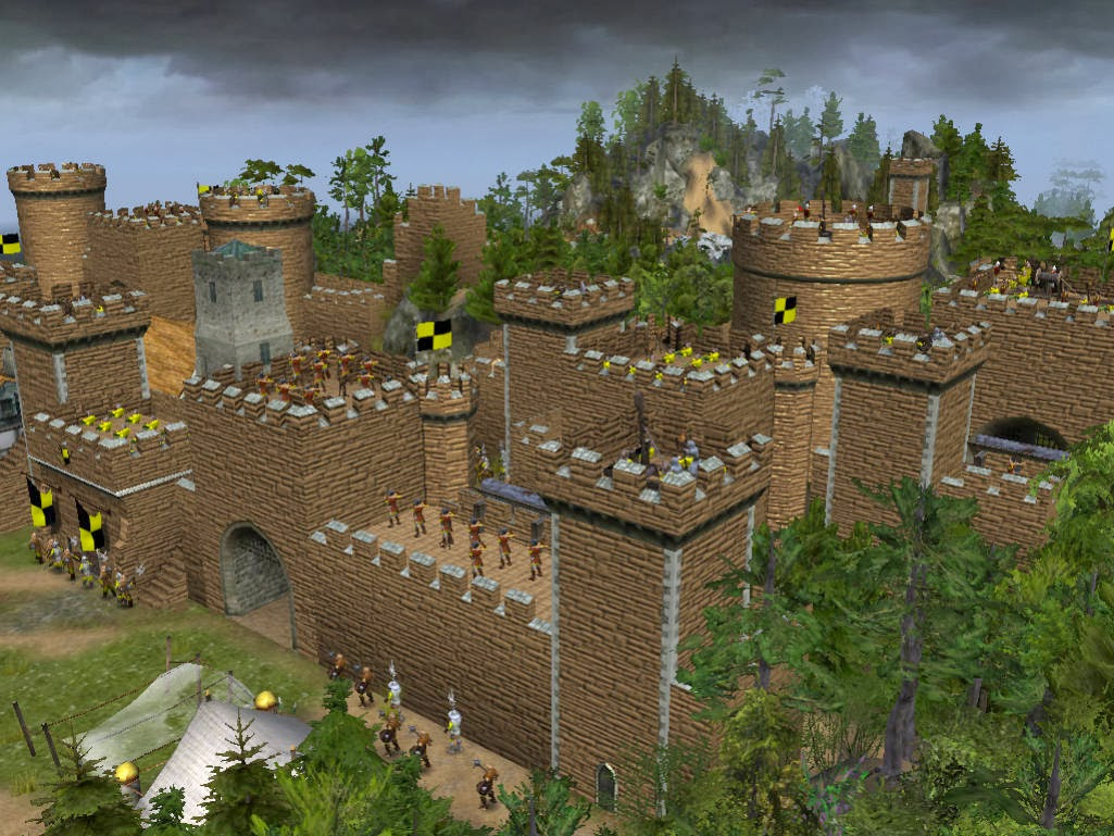 Stronghold 2 free download pc game full version games free.