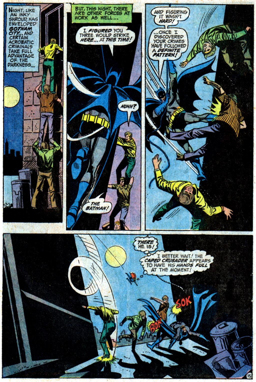 Read online World's Finest Comics comic -  Issue #214 - 21