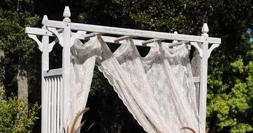 Outdoor Wedding Decoration Supplies