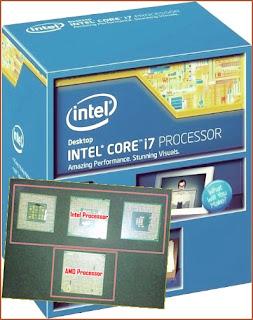 Pengertian Core pada Prosesor