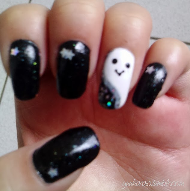 Wonderful Easy Halloween Nail Art | Nail Art Ideas 101