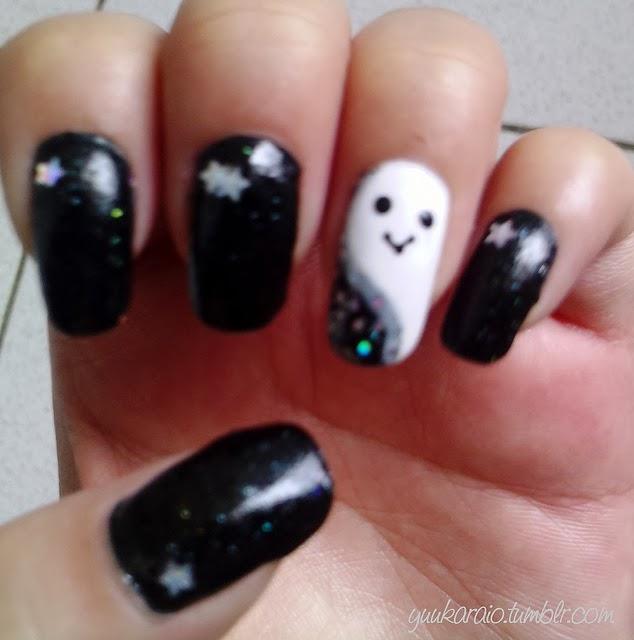 Wonderful Easy Halloween Nail Art | Nail Art Ideas 101