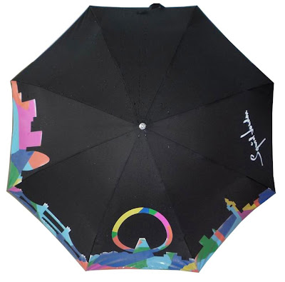 London Skyline Umbrella