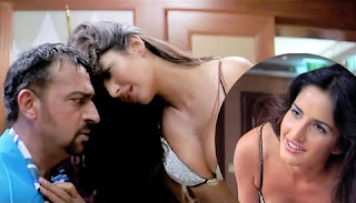 Gulshan Grover did this with Katrina Kaif before acting in an intimate scene in the movie 'Boom'.