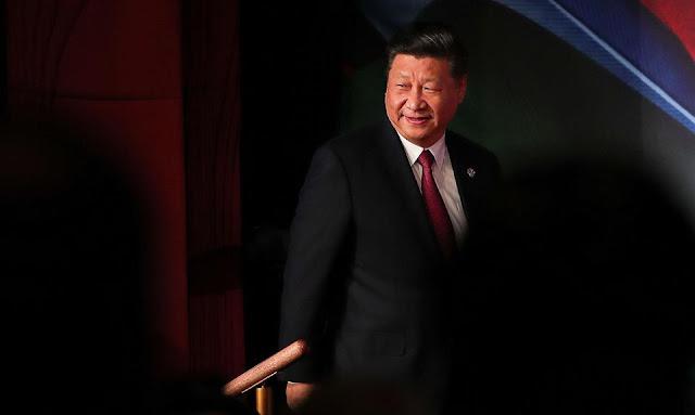 Chủ tịch Trung Quốc Tập Cận Bình tại hội nghị APEC 2018