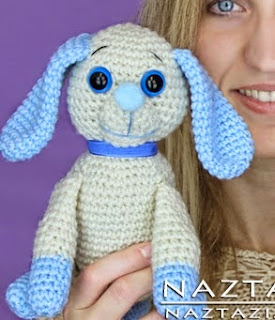 http://www.naztazia.com/diy-free-pattern-crochet-dog-amigurumi.html