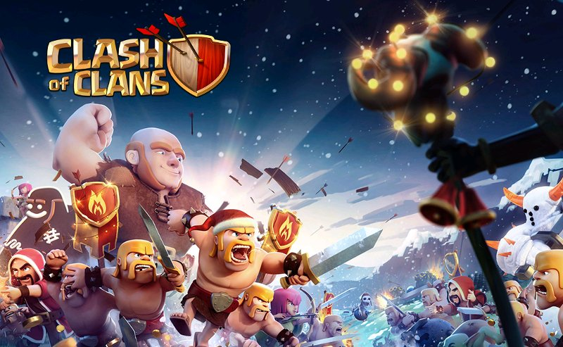 Clash of Clans hd wallpaper - Free Download