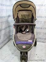 Kereta Bayi Does 221 Roda Tiga