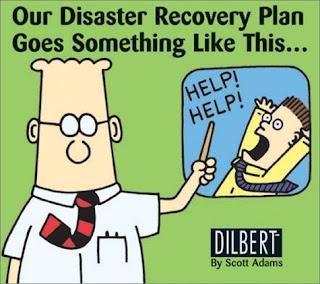 План на случай стихийных бедствий