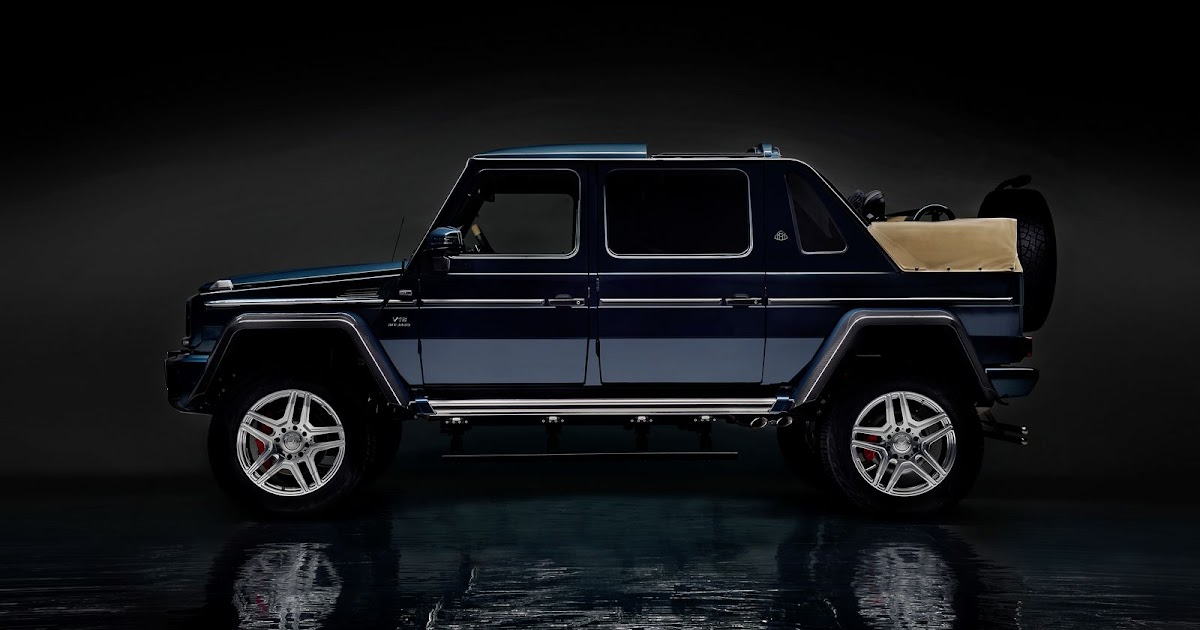 2018 mercedes maybach g650 landaulet is the most expensive suv ever made autoreportng. Black Bedroom Furniture Sets. Home Design Ideas
