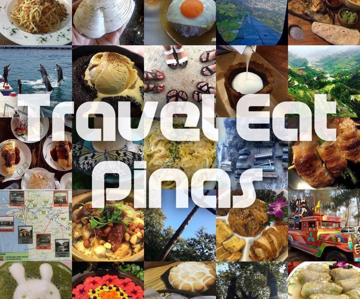 Travel Eat Pinas