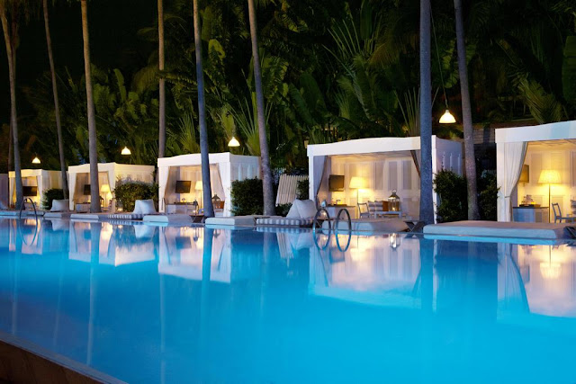 Delano South Beach Hotel em Miami