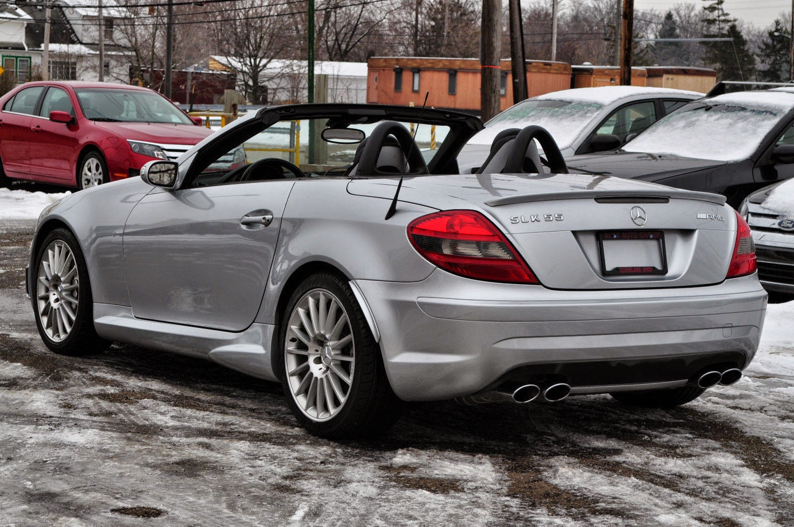 mercedes benz r171 slk55 amg benztuning. Black Bedroom Furniture Sets. Home Design Ideas
