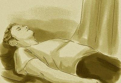 teknik dasar semedi tidur