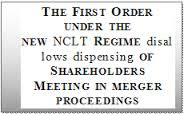 Powers of NCLT