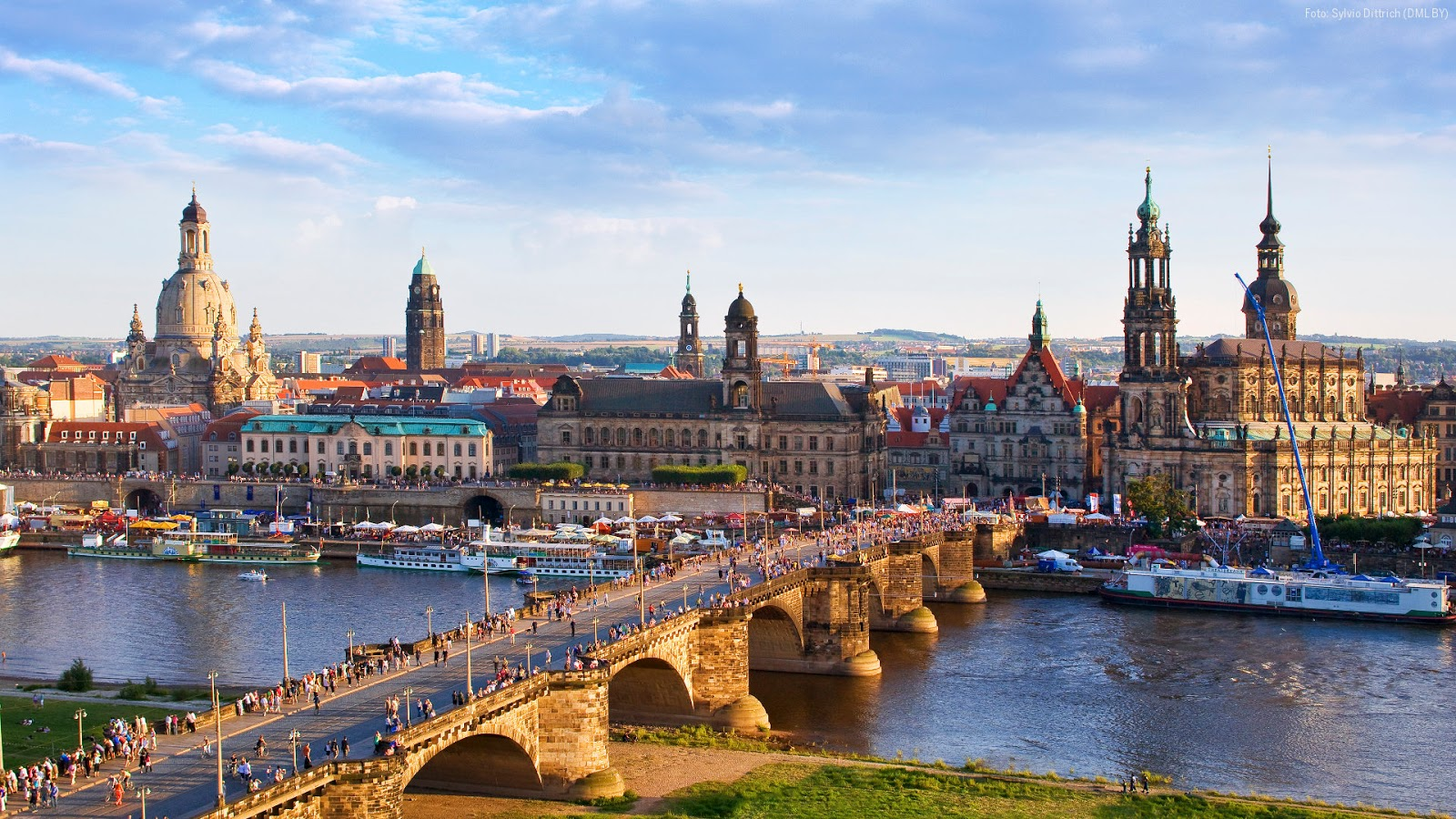 Dresden Germany wallpaper