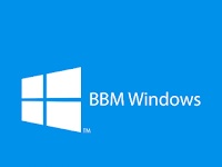 BBM MOD WINDOWS 10 THEME APK