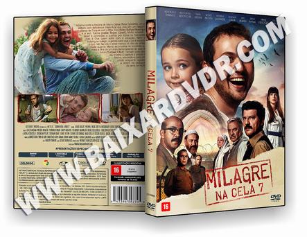 Milagre na Cela 7 (2020) DVD-R AUTORADO