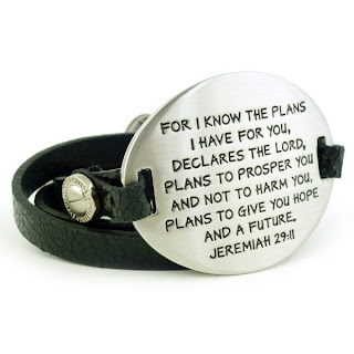 Good Works wrap prayer bracelet