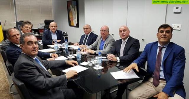 El próximo miércoles se constituye la Comisión Técnica Gobierno de Canarias y Consejo Canario de Colegios de Abogados