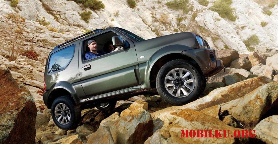 New Suzuki Jimny Masuk Indonesia Okober 2017 ini ! MobiLku.Org