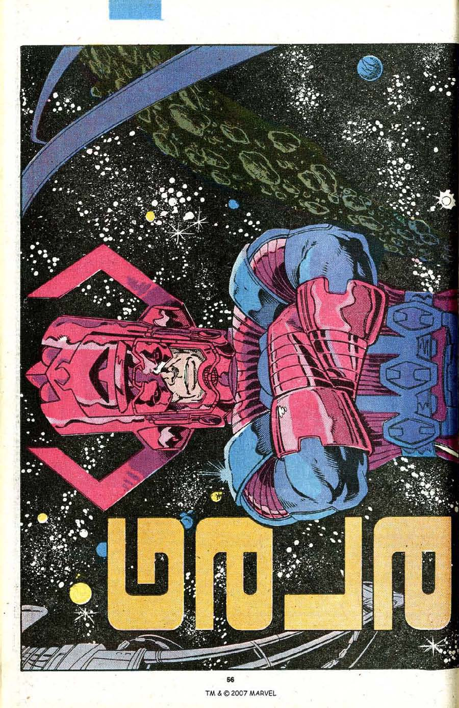 Read online Silver Surfer (1987) comic -  Issue # _Annual 1 - 58