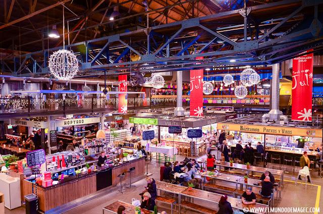 Mercado de Mathallen