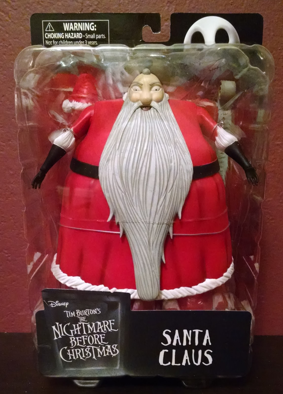 Toy Review: Diamond Select Nightmare Before Christmas: Santa Claus