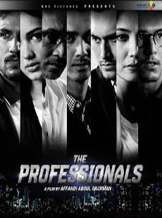 Download Film The Professionals (2016) Full Movie mp4