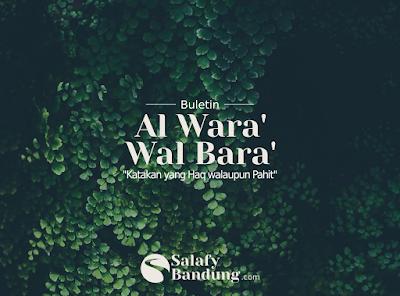 Buletin Al Wala' Wal Bara' Edisi 6