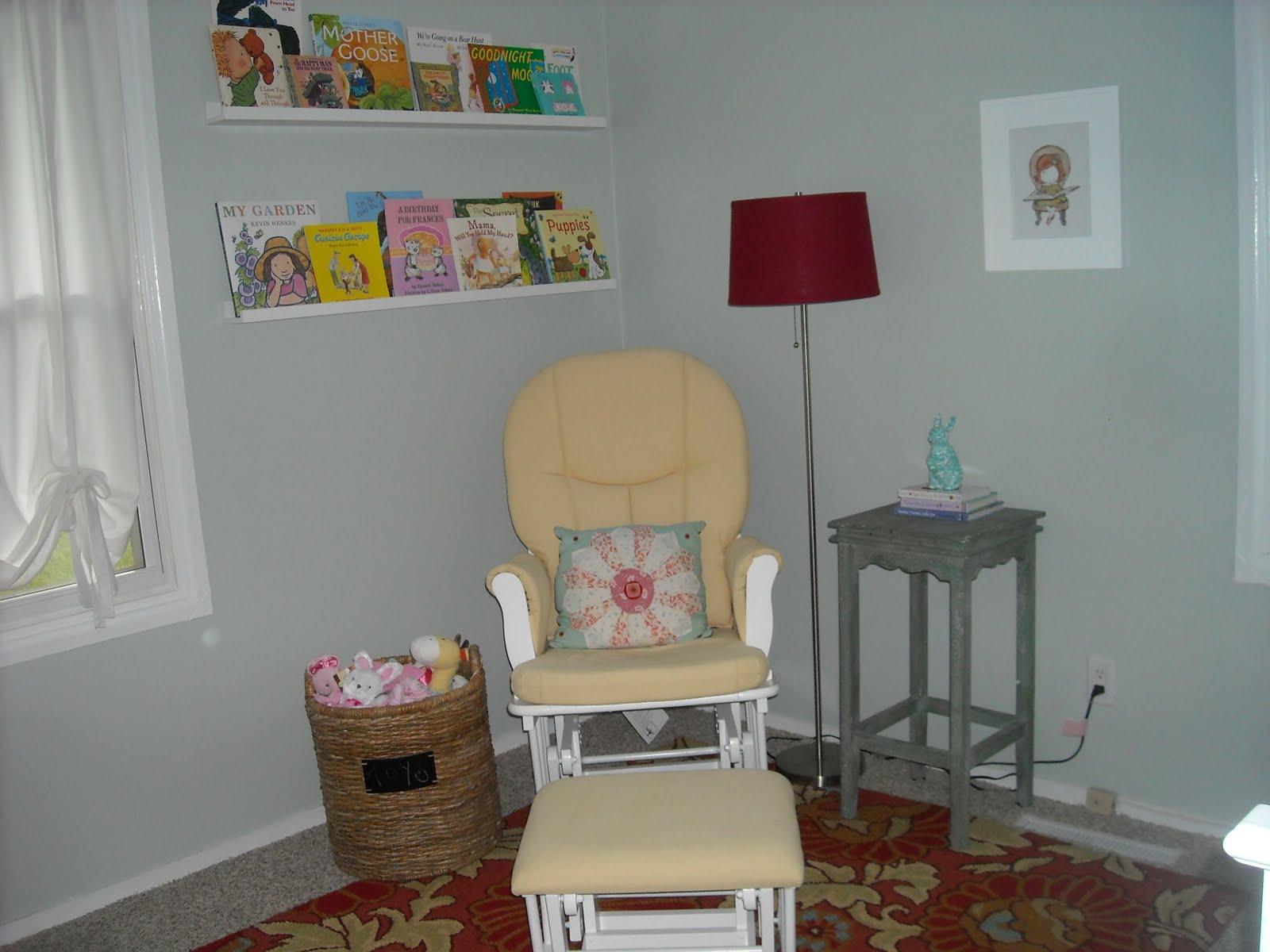 Portraits Of A Home Nursery Sneak Peek