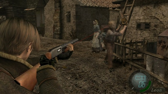 Resident Evil 4 PC games