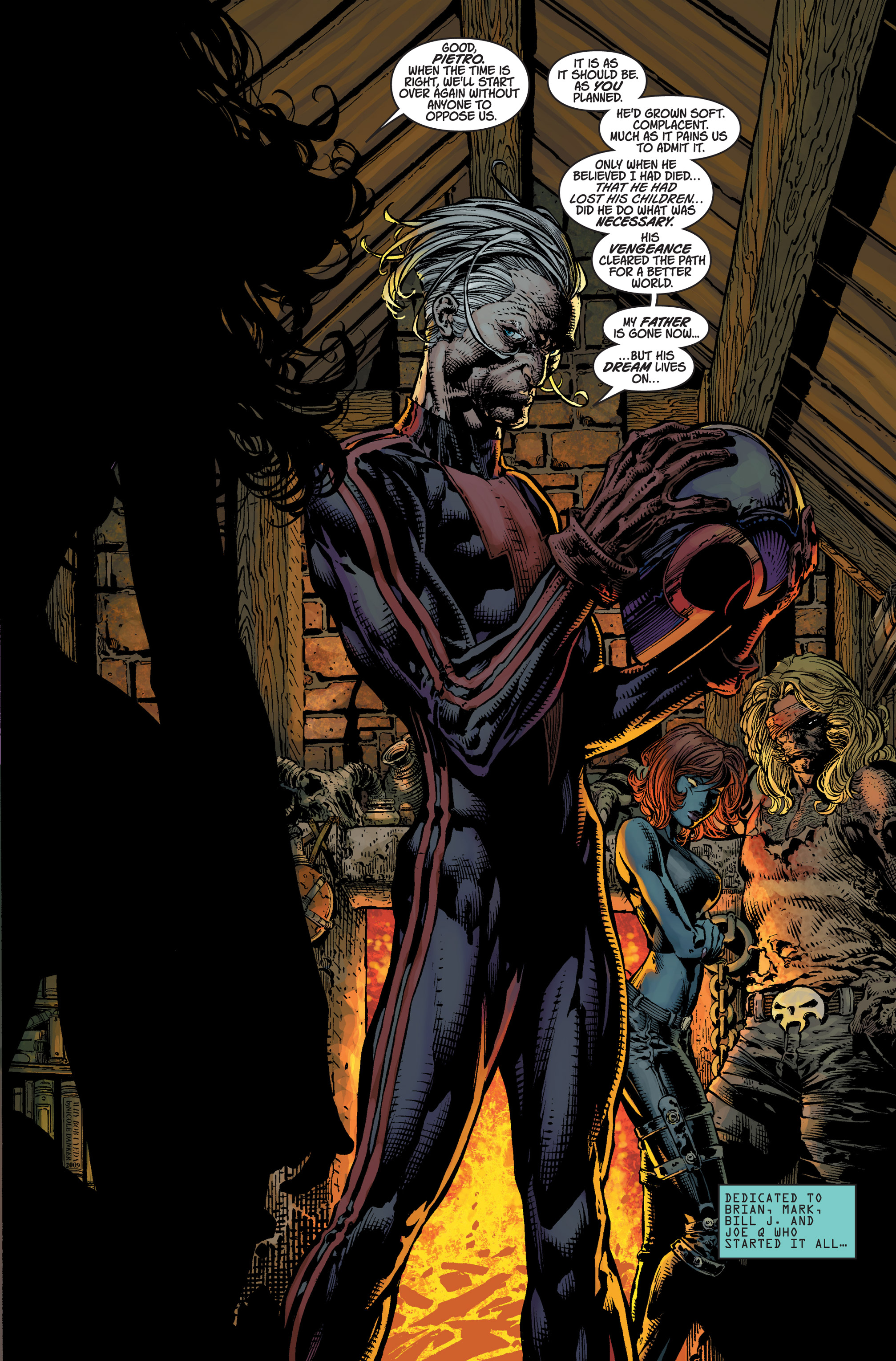 Read online Ultimatum comic -  Issue # _TPB - 116