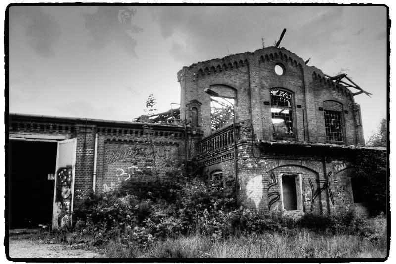Architekt Nordhausen ruinen ruins ruines rovine ruinas pуины zřícenina altes