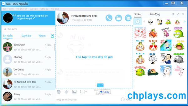 Tải Zalo - Nhắn Tin, Gọi Video Cho PC, Android, IOS Miễn Phí g