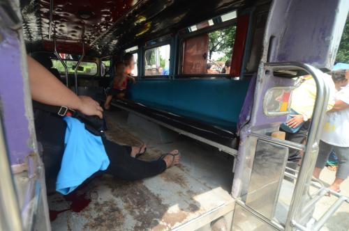 Young Mother Shot Dead In Jeepney As Her Young Sons Watch. Heartbreaking.