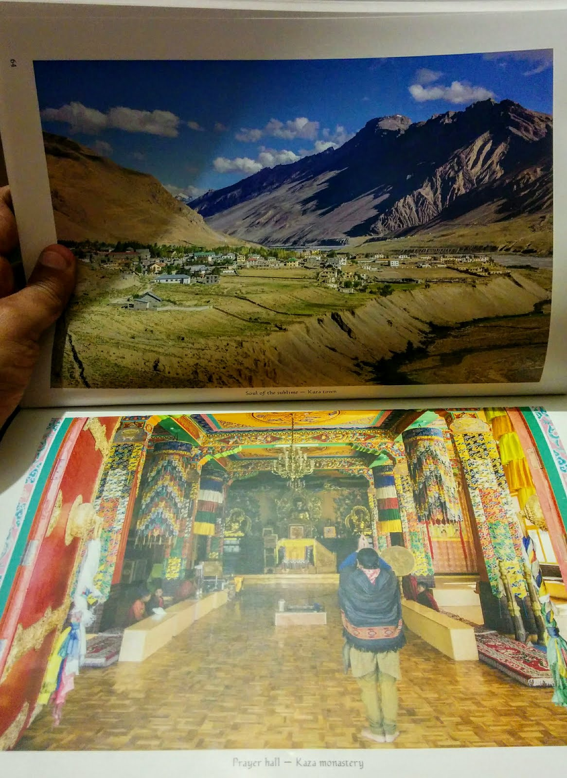 Interiors and Exteriors of Life in Spiti