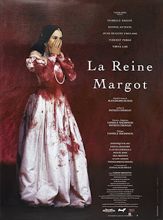 La Reine Margot - Queen Margot french movie poster