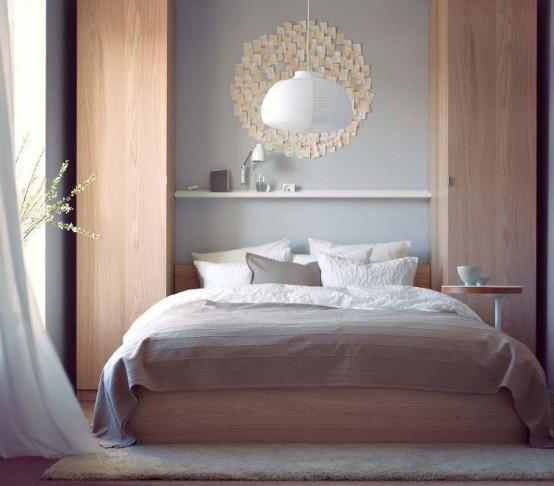 Bedroom Art Ikea: Inspiring Bedrooms Ideas : Best IKEA Bedroom Designs For