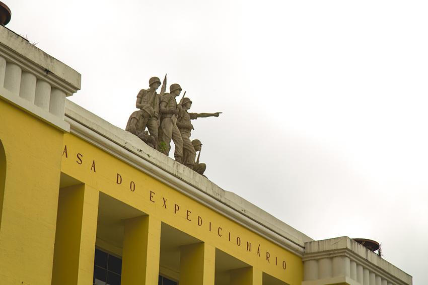 casa do expedicionário em Curitiba